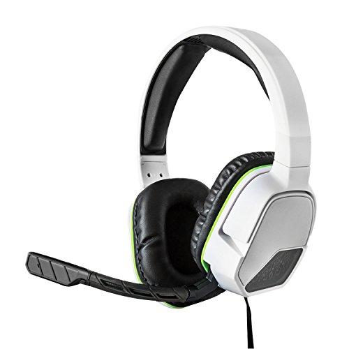 Performance Designed Products 048-041-EU-WH Wired Stereo kopfhörer für Xbox One weiß