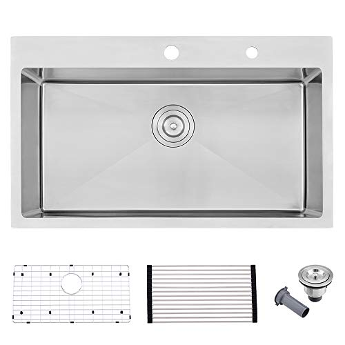 What is the Best Gauge Stainless Steel for Kitchen Sink?