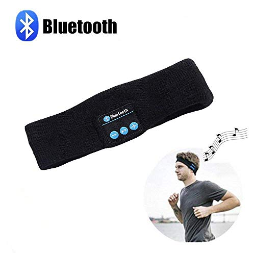 Repokevin Bluetooth Headband Headphones