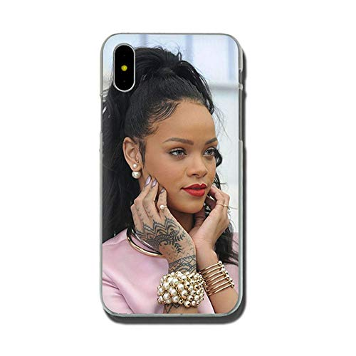 Jztmsk Lke Beyonce End Rlhenne Ultra Thin Ultra Slim Fit Soft Silicone Crystal Transparent Bumper TPU Phone Case Compatible with H5 For Funda iPhone 5 5s
