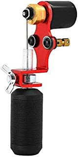ATOMUS Red Tattoo Machine Shader & Liner Assorted Tattoo Motor Gun Kits Supply for Artists