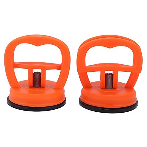 COHU Extractor de Vidrio, Abrazaderas de elevación para el hogar Naranja de vacío de Mano para Azulejos para Vidrio