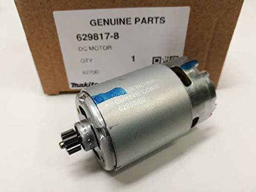 Makita 629817-8-0371 gelijkstroommotor 12,0V, origineel vervangend onderdeel 6271 D