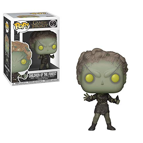 Funko Pop Game Of Thrones: Children Of The Forest Nc Games Padrão