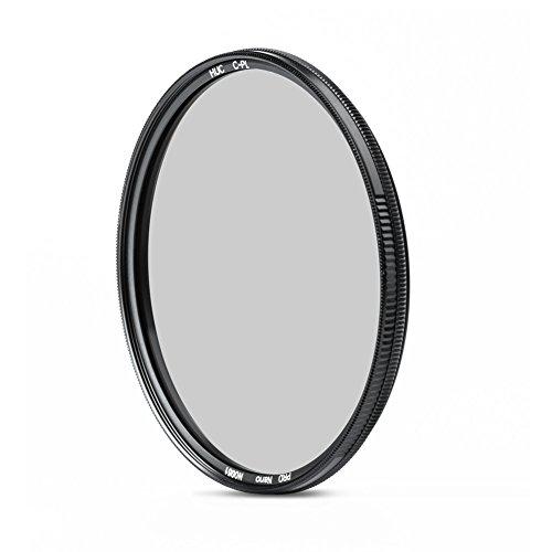 Ikan 82mm Filtro polarizador Circular de Pro, Negro (nir-cpl-82)