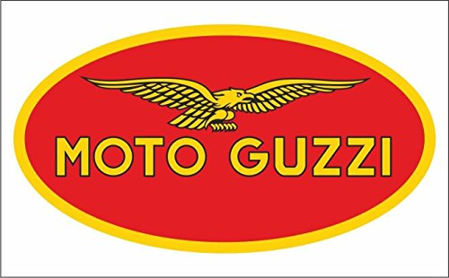 Aufkleber - Sticker Moto Guzzi MotoGP Superbike Motorcycle Bikers Sticker