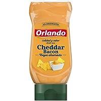 Orlando Cheddar Bacon 245 gr