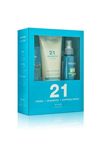Shampoos Salerm Anti.frizz marca Salerm 21