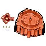Fácil de instalar Distribuidor de encendido Rotor Cap 12111734110 12111725070 (Color : Rotor Cap Set)