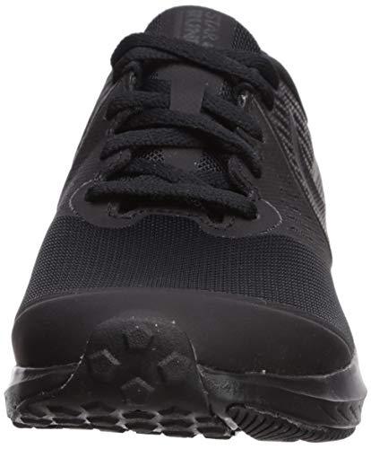 Nike Star Runner 2 (GS), Zapatillas de Correr Unisex Adulto, Negro (Black/Anthracite/Black/Volt 003), 38 EU