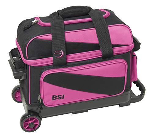 BSI Doppelroller, Schwarz/Pink