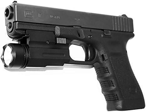 TRINITY Flashlight for keltec pmr30 Home Defense Tactical Optics Accessory Picatinny Weaver product image