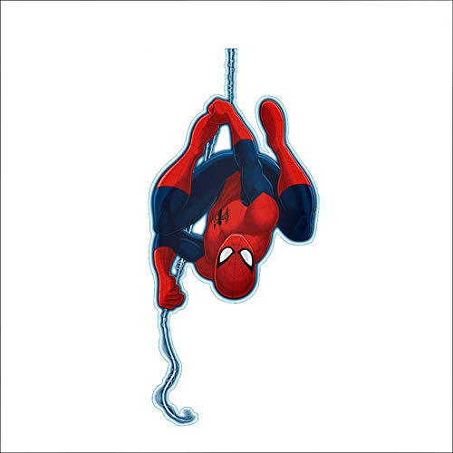 Wall Stickers 3D Effect Hero Spiderman...