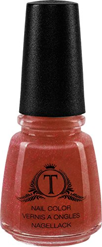 Trosani Cosmetics Vernis à Ongles Pearl Velvet Red 17 ml