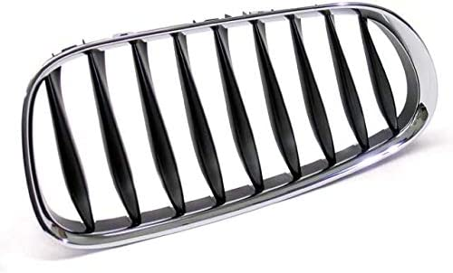 Genuine OEM Front Sale Passenger Right Grille E86 Z BMW Black For free shipping E85