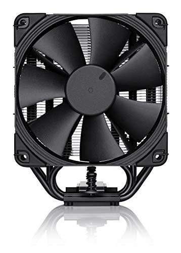 Noctua NH-U12S chromax.Black, Disipador de CPU de 120 mm y una Sola Torre (Negro) 2