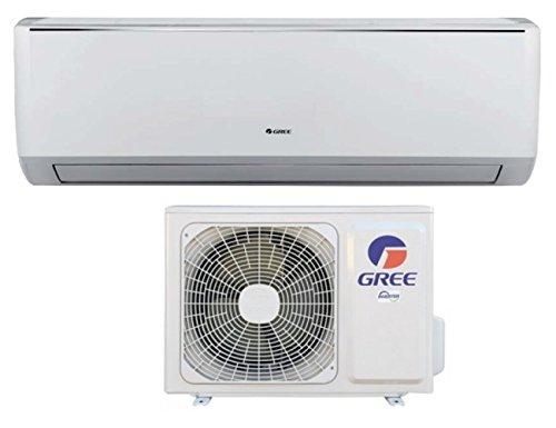 Split climatizzatore condizionatore Gree Flat Inverter 9000BTU, riscaldamento