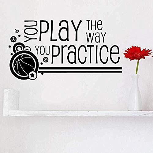 Stickers Muraux Creative Play Pratique Autocollant Décoratif Décor À La Maison pour Salon Chambre D'enfants Mur Art Papier Peint Stickers Muraux 43X81Cm