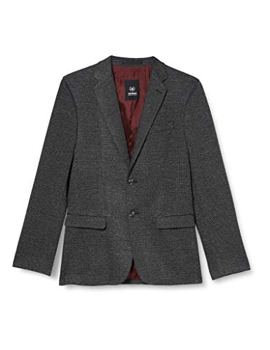 Strellson Premium Cazar2-j Blazer Casual, Charcoal 019, 44 Uomo