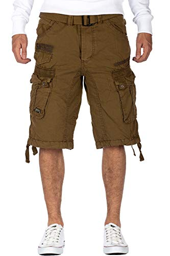Geographical Norway Panoramique - Pantalones cortos para hombre