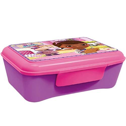 Docteur La Peluche Lunch Box en PVC