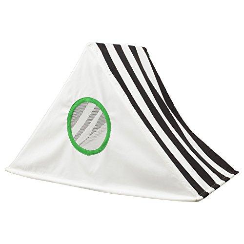 Ikea HEMMAHOS Betthimmel in schwarz/weiß
