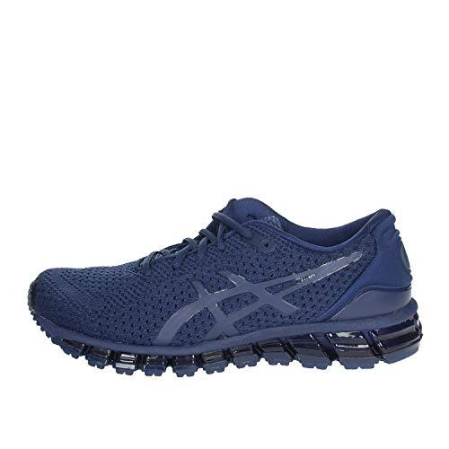 Asics Gel-Quantum 360 Knit 2, Zapatillas de Running para Hombre, Azul (Indigo Blue/Indigo Blue 402), 47 EU