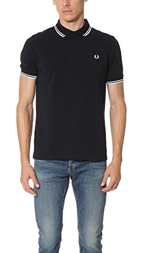Fred Perry Herren M3600-238-m Poloshirt, Blau (Navy 238), Medium