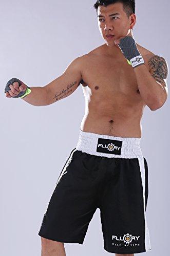 FLUORY MMA Shorts Clothing Training Cage...