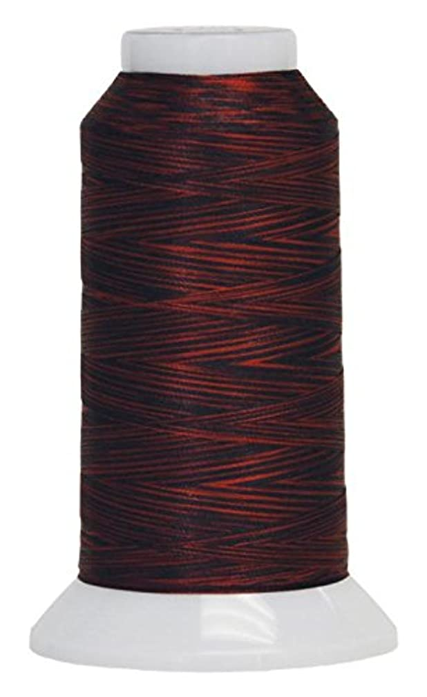 Superior Threads 11702-5017 Fantastico Variegated Trilobal Polyester 2000yd Lava Flow Thread