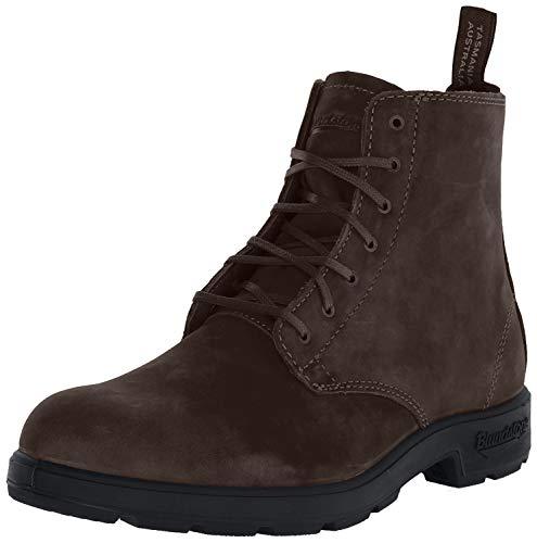 Blundstone BL1935 Antique Brown W/Toe Cap AU 9.5 (US Men's 10.5) Medium