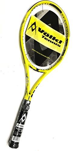 volkl v11341.3 Racchetta da Tennis volkda Adulto organix 10-295 gr Adult Racket Colore Gialla