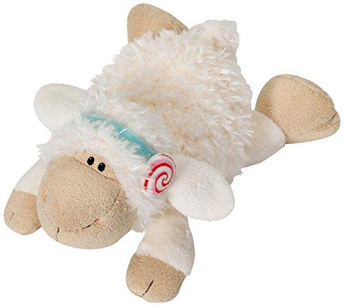 NICI 37808 – Mouton Jolly Candy – Couché, Peluche, 20 cm