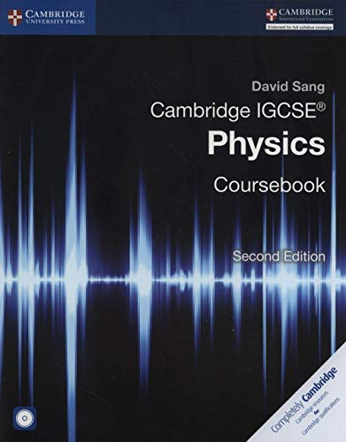 Cambridge Igcse(r) Physics Coursebook [With CDROM]