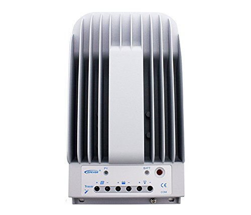 epever® série Régulateur de charge solaire MPPT BN 40A Détection automatique 12V/24V