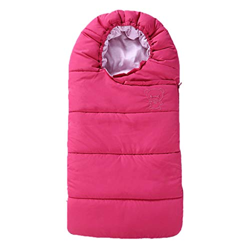 HGF Universal Winter Outdoor Tour Waterproof Baby Sleeping Bag Warmer Footmuff for Stroller car Pushchair and Buggy Non-Slip Buggy Stroller Warm Footmuff