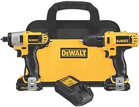 dewalt cordless drill 10.8 v