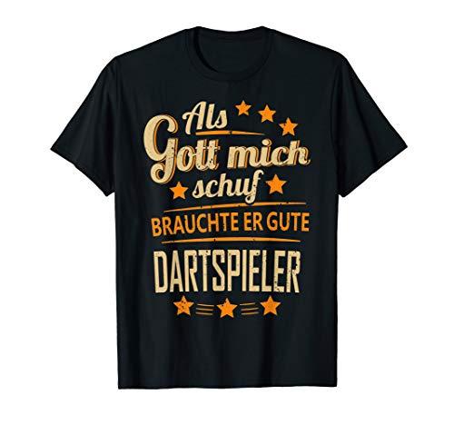 Herren Dart Shirt Geschenk Für Dartscheibe, Dartpfeile & Darts Fans