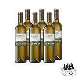 Les Accords de Roche Mazet - Chardonnay Viognier - IGP Pays d'Oc - Vin Blanc - Millésime 2019 - Terra Vitis - Lot de 6 bouteilles x 75 cl