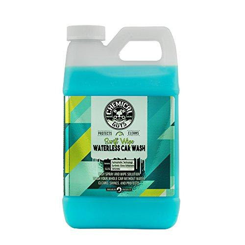 Chemical Guys CWS20964 Swift Wipe Sprayable Waterless Car Wash, Easily Clean - Just Spray & Wipe, 64 oz.