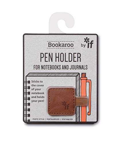 Als Bookaroo Pen Houder voor Notebooks Potlood Cases