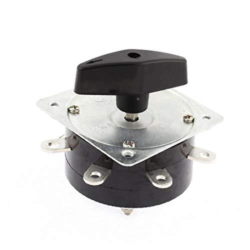 X-DREE AC 40A 380V 9 Terminales Interruptor de cambio de leva rotativa s-oldadora eléctrica(AC 40A 380_V 9 Terminals Electric Welder Rotary Cam Changeover Switch