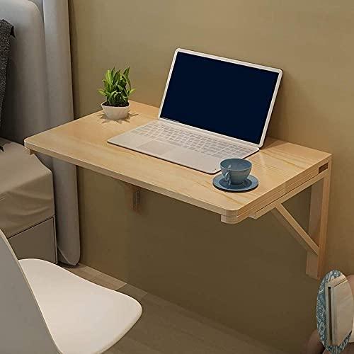 Mesa multifuncional para montar en la pared, mesa desplegable plegable, se puede utilizar como escritorio, mesa de ordenador, mesa de comedor (100 x 40 cm)