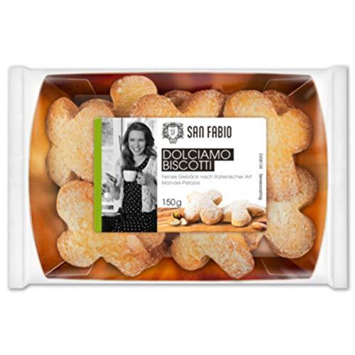 Schulte Dolciamo Biscotti Mandel Pistazie in Kleeblattform 150g