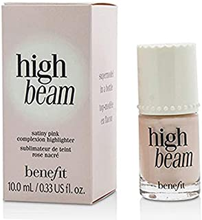 Benefit High Beam Satiny Pink Complexion Highlighter, Sheer Luminescent Pink