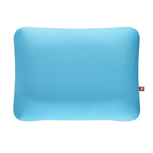 Lightweight Inflatable Soft Camping Travel Pillow with Fast InflateDeflate Valve UK Brand