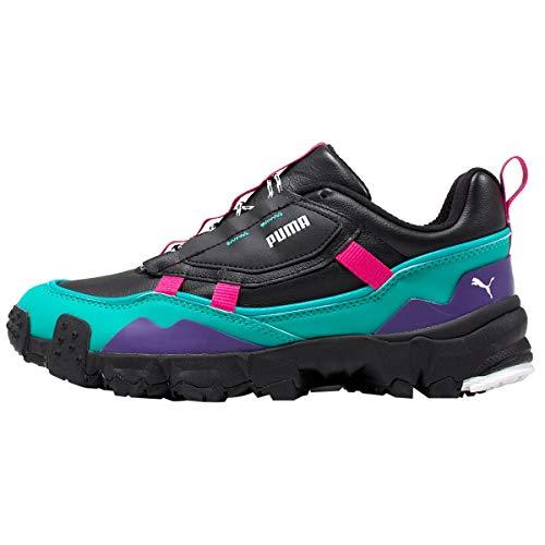 PUMA - Herren Trailfox Overland Recent Schuhe, - Puma Shadowy/Spectra Inexperienced/Prism Violet - Größe: 47 EU thumbnail