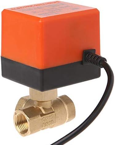 Abnana Rare 3 Long-awaited way motorized ball valve two co electric Three line