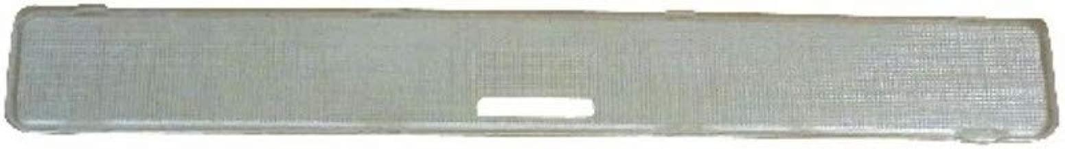 Cristal luz Campana extractora Teka 62X444mm TL1.62