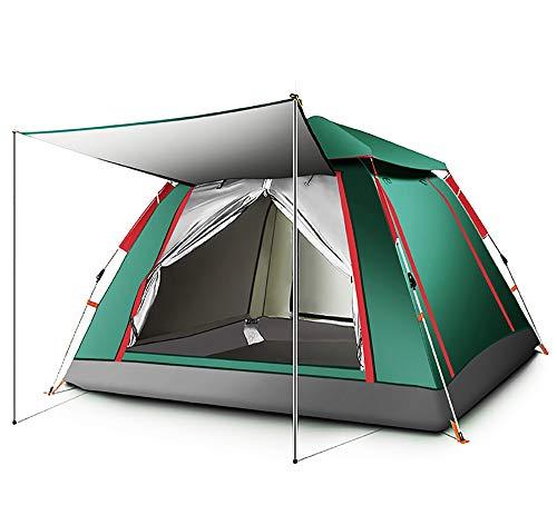 LEJZH Camping Tent Automatische Instant Pop Up Waterdichte Tenten Waterbestendig Lichtgewicht voor Backpacking voor Familie Groepen Strand Wandelen